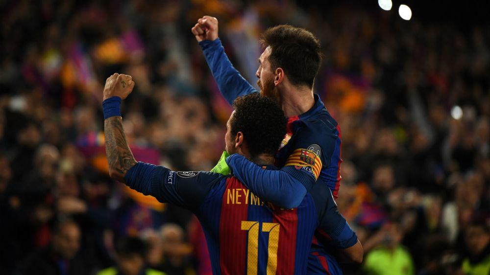 """CR7? Que nada! """"Neymar é o melhor do mundo, mas Messi é de outro planeta"""", diz Júlio César"""