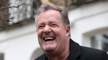 Piers Morgan says it's 'good to have the whole world on my side'