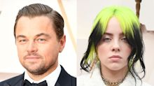 Billie Eilish and Leonardo DiCaprio highlight star-studded event encouraging people to vote