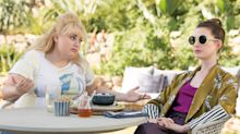 Are movie ratings sexist? 'The Hustle' stars Anne Hathaway and Rebel Wilson think so