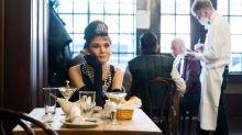 Famed NYC steakhouse uses Audrey Hepburn, Al Roker wax figures to keep indoor diners socially distanced