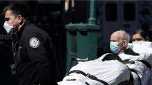 New York just had its deadliest day since the coronavirus outbreak began
