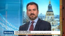 South African Rand Is Undervalued, Goldman's Coleman Says