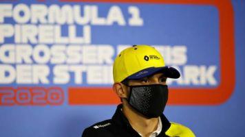 F1 - GP de Styrie - Esteban Ocon (Renault): «C'est frustrant et regrettable»