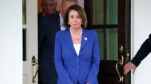 Pelosi, Trump exchange 'meltdown' barbs over meeting on U.S. policy in Syria