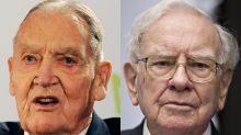 Jack Bogle even towered over Warren Buffett as the most influential investor
