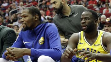 Draymond-KD drama could linger for Warriors