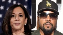 Ice Cube explains why he blew off Zoom call with Kamala Harris: 'I want to get things done'