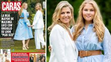 Outrage over Princess Catharina-Amalia's 'plus-size' magazine cover