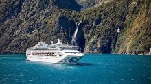 Princess Cruises shrinks fleet size and cancels cruises
