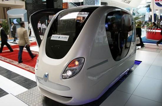 Masdar City's driverless podcars are more shuttle than Johnny Cab
