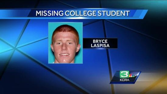 Body found at site being searched for missing Sierra College student