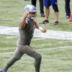 Lions win as time expires after a mental error by the Falcons