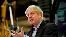 Johnson desata la polémica con un comentario sobre las residencias de ancianos en Reino Unido