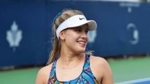 Eugenie Bouchard accused of 'fishing for compliments' after posting photo of 'fat' stomach