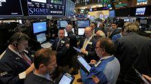 Trade war fears roil equity markets while yen, bonds gain