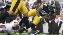 Steelers activate RB Jaylen Samuels from reserve/covid-19 list