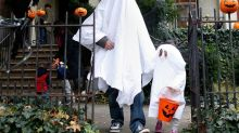 CDC says avoid 'traditional' trick-or-treating this Halloween