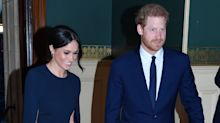 Meghan Markle Wears a Cape for Queen's Birthday