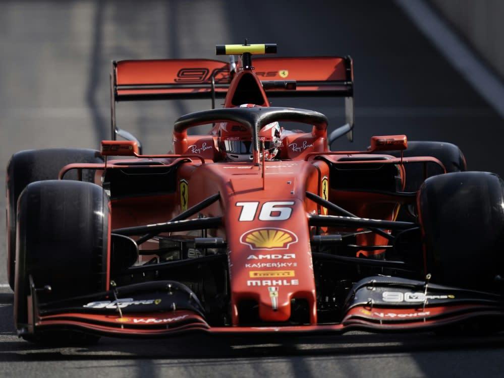 Formel 1 Start Am Sonntag