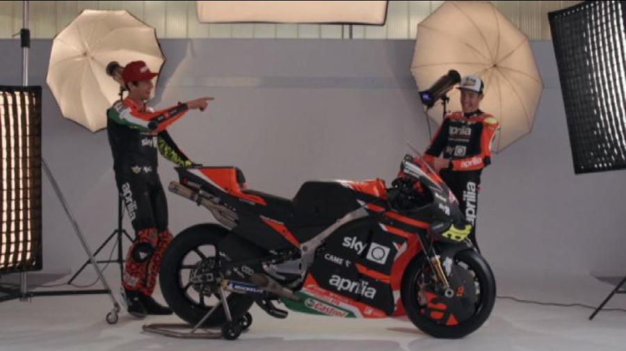 MotoGP, Came torna in sella nel campionato con Aprilia racing