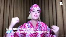 Katy Perry reveals her future parenting style