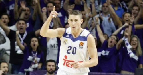 Basket - Euroligue (H) - Euroligue : Jaycee Carroll fait le show pour le Real Madrid contre l'Efes Istanbul