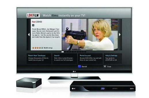 Lovefilm updates LG Smart TV app with better search and Watchlist support