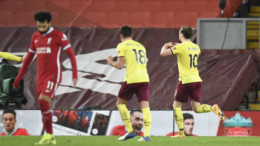 Liverpool's 68-game Anfield streak comes to end