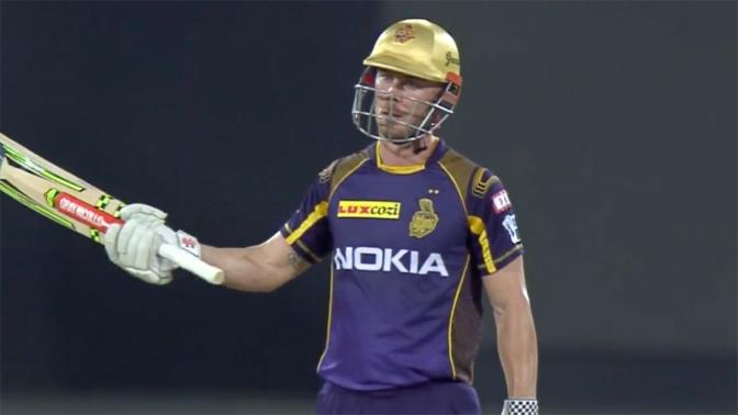 Chris Lynn blasts Kolkata into IPL play-offs