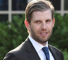 'I love the tweet': Eric Trump says 95% of Americans agree with his dad's message to love US or leave