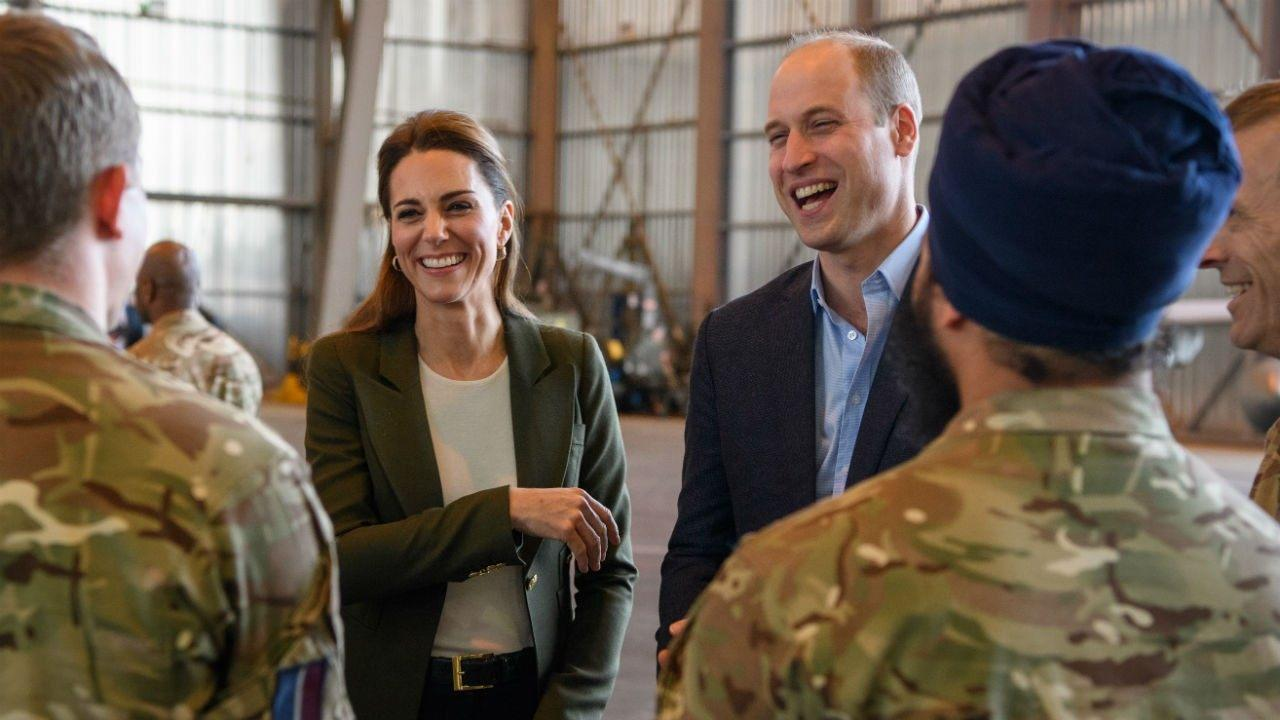 f5bc3d34 Kate Middleton Jokes About Prince William's 'Nightmare' Habit as They Talk  About Their Kids