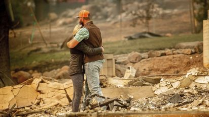 At least 42 dead in Calif.'s worst wildfire ever