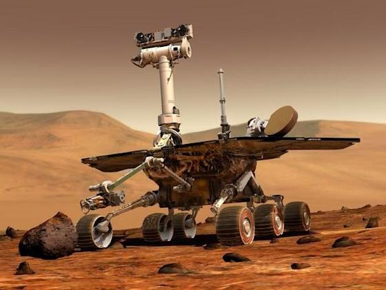NASA abandons Mars rover Spirit, chooses to remember the good times