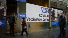 Royaume-Uni : plus de 20 millions de personnes ont déjà reçu une première dose de vaccin contre le Covid-19