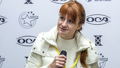 Butina pleads guilty to conspiracy against U.S.