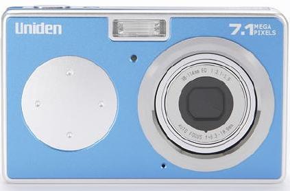 Uniden's new UDC-7M cam: now with less crap?