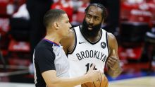 Report: NBA to implement new rules forbidding non-basketball moves to draw fouls