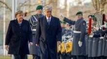 Merkel lobt angekündigte Reform der Versammlungsfreiheit in Kasachstan