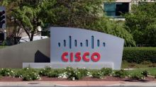 Cisco Stock Falls 4%