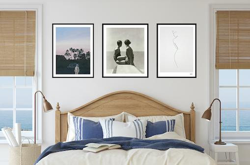Decorate your home with affordable, museum-quality wall art