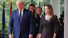 Trump and McConnell are reportedly already discussing Amy Coney Barrett's 7th Circuit replacement