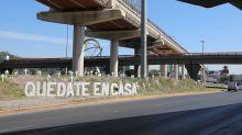#QuédateEnCasa: San Nicolás de los Garza coloca falso 'cementerio' para alertar sobre COVID