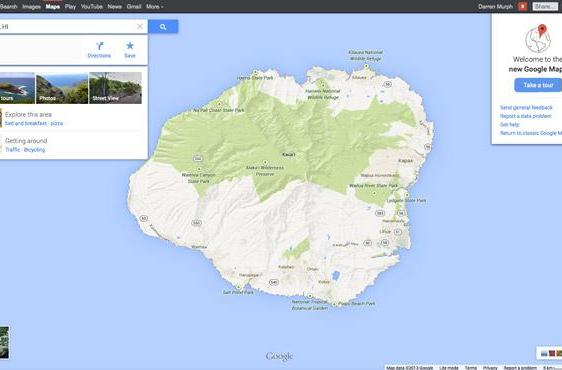Redesigned Google Maps hands-on: vector-based, more personal and coming soon to mobile
