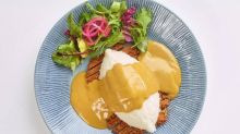There's a vegan katsu curry at Wagamama now