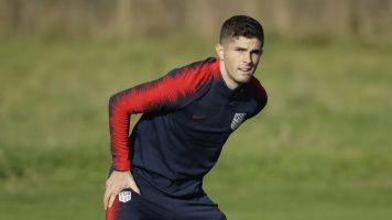 USMNT's Pulisic eyes bigger leadership role