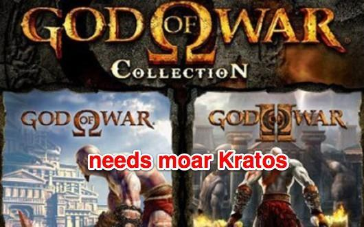 God of War Master Collection 'currently' only for Germany