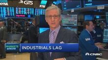 Stocks finish slightly higher, but big GE losses cap gains
