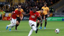 Paul Pogba penalty miss costs Manchester United a win against Wolves