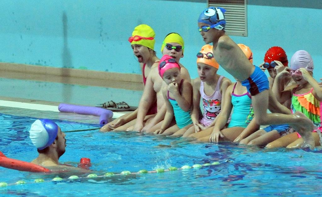 Bosnia 39 S Disabled Children Swim Against Indifference